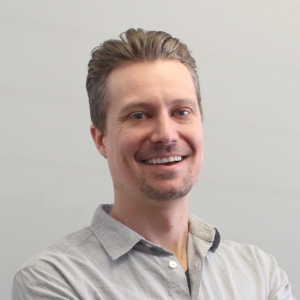 Kodi Theilgaard, VP of Design