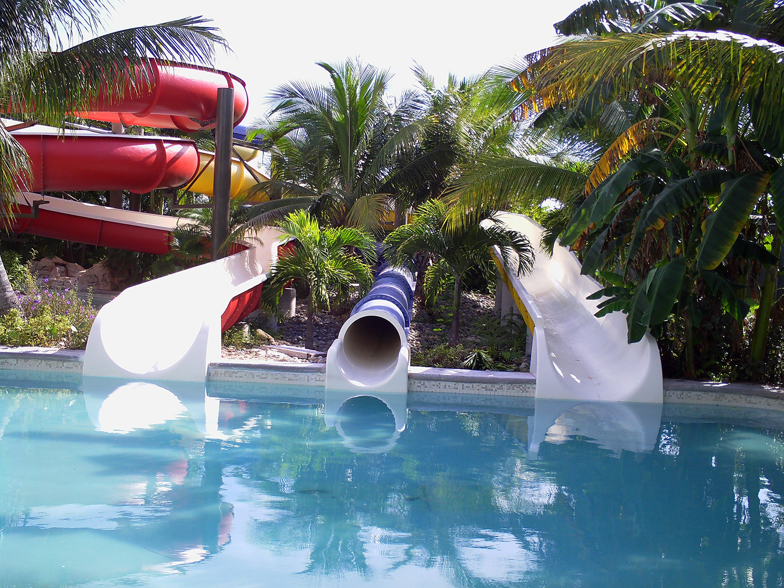 Raft Slide