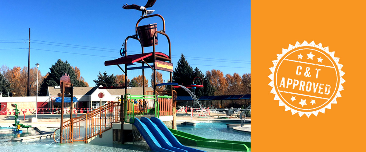 Waterslides and Aquatic Play Units Undergo Commissioning & Training in Colorado